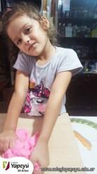 Niños trabajando en casa - Jardín (10)