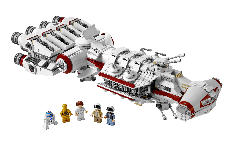 Tantive Iv Lego Star Wars Set 10198