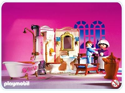 playmobil la salle de bain bright