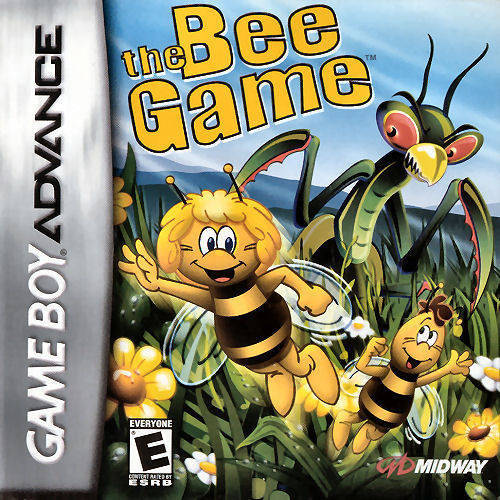 The Bee Game   Game Boy Advance