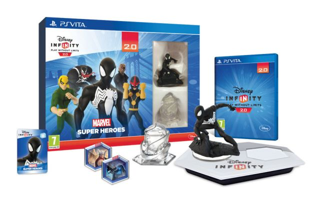 infinity 2. disney infinity 2 0 edition playstation ps vita game