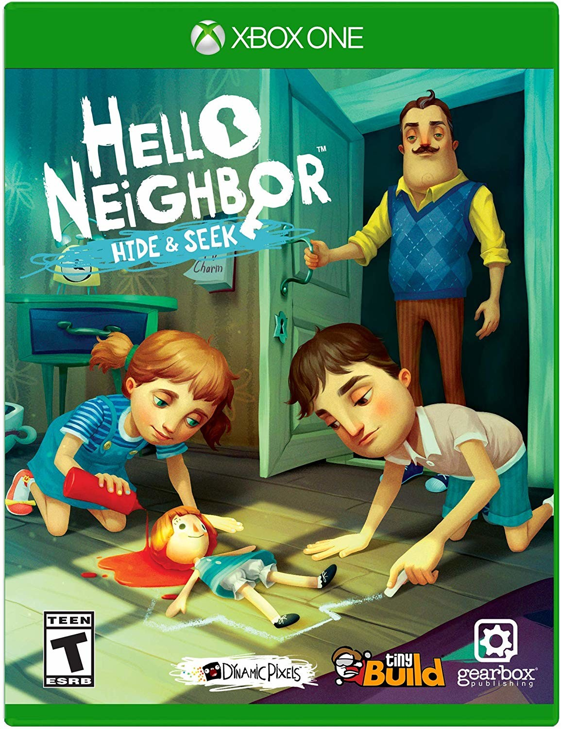Hello Neighbor Hide Seek Xbox One Game