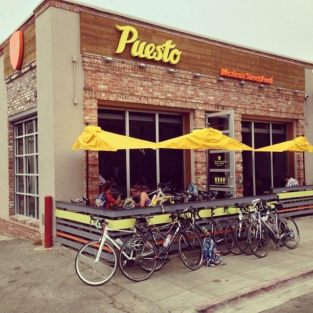 Taco Tuesday at Puesto La Jolla
