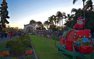 Balboa Nights – Absolutely worth visiting San Diego
