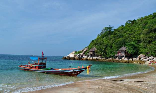 Koh Tao – Almost Paradise