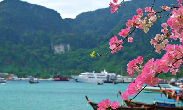 Exploring The Andaman Sea – Phuket, Phi Phi and Railay
