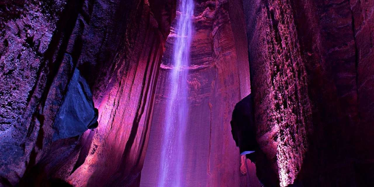 Discover the Secrets of Ruby Falls