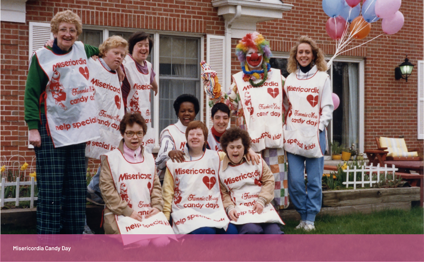 Misericordia Candy Day