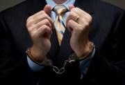 BusinessFraudHandcuffs
