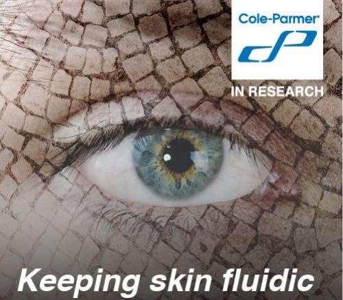 Cole-Parmer in Research: Keeping skin fluidic