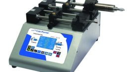 Cole-Parmer® Dual Independent Channel Touch-Screen Syringe Pump