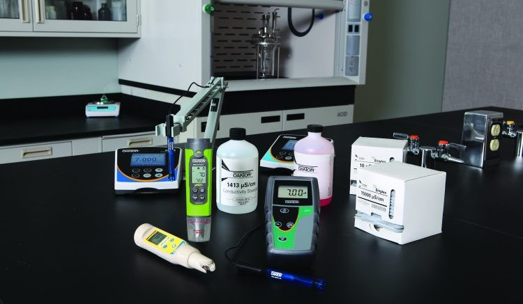 Types of Water Testing Equipment - from Cole-Parmer