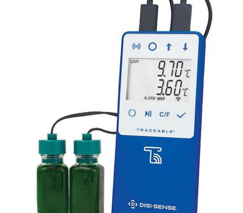 Data Logger Thermometer For Vaccines : Safe vaccine temperature storage from cole parmer