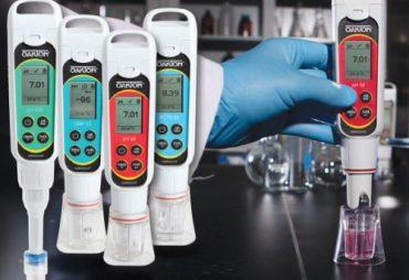 ph pocket meters