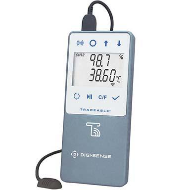 humidity data logger