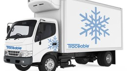 Traceable truck