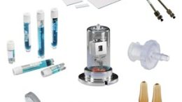 Chromatography equipment at Spex and Cole-Parmer