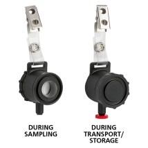 Zefon disposable inhalable dust sampler