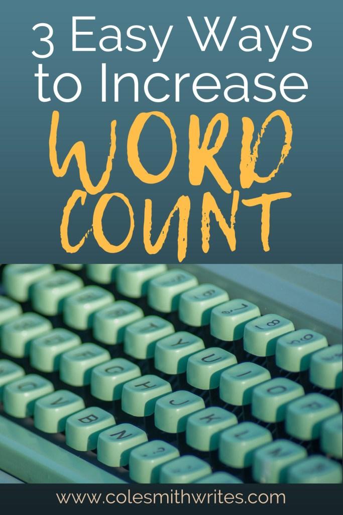 Increase your daily word count and meet your quota!   #writers #writerhacks #writingtips #writersunite #nanowrimo #writingproductivity #fiction #writingadvice #writinghelp #authors #readers #amwriting #selfpublishing #indieauthors #indiepublishing #productivity #writingplan #writingprompts #writerproblems #indieauthors #novelwriting #writinglife #writenow #writersblock #writinghacks #writinggoals #creativewriting #writingdeadline #publishing #colesmithwrites