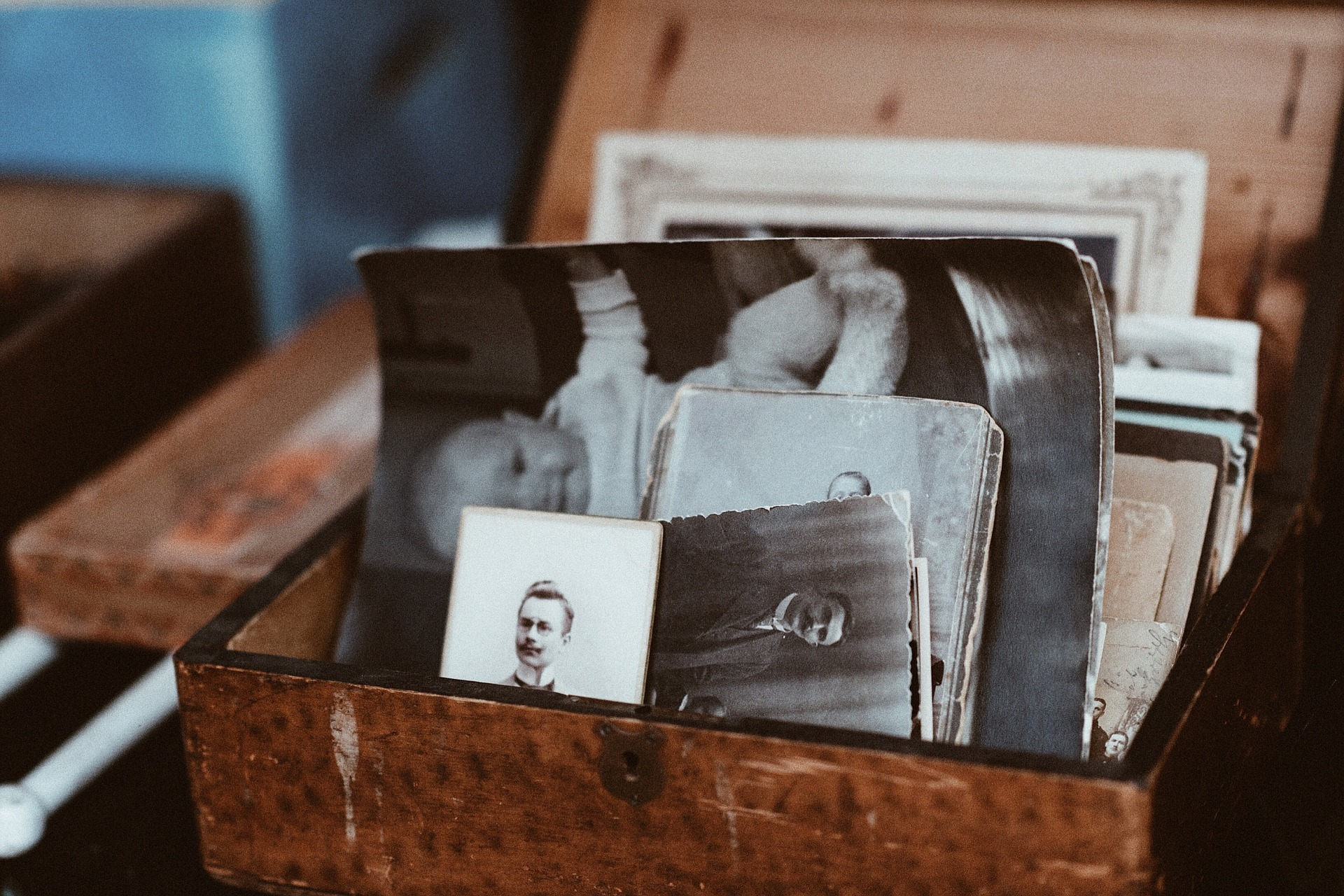 Find inspiration in your family's past