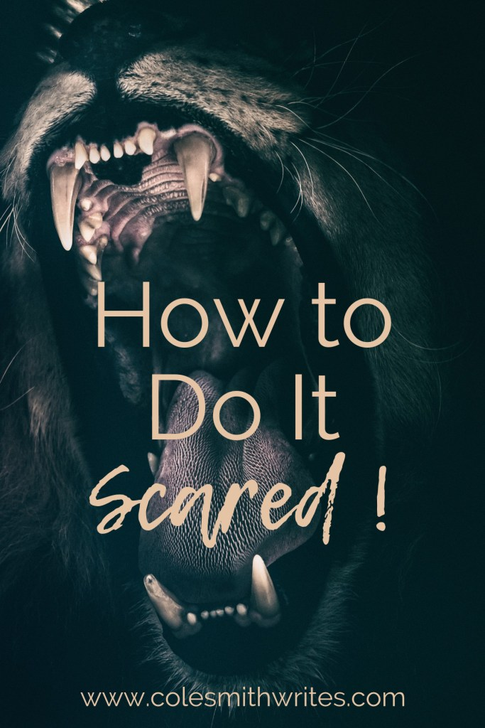 This is how you do it scared! | #writersworkshop #writinginspiration #writersunite #motivation #screenwriters #screenplays