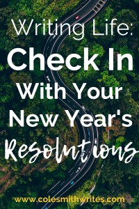 Is it time to check in with your new year's resolutions?