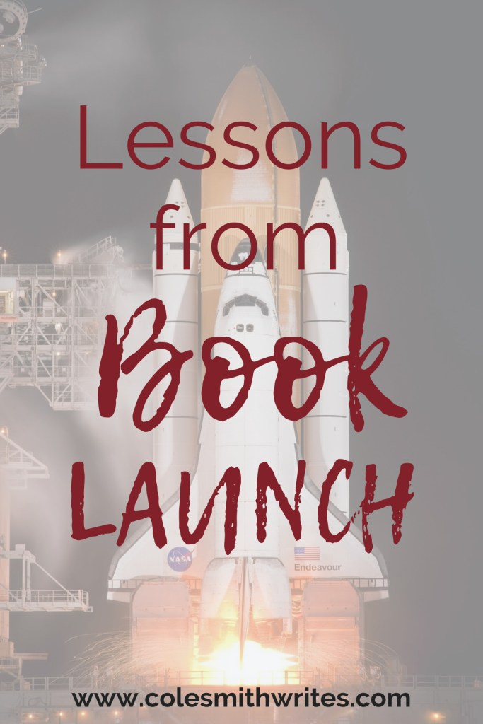 Lessons from book launch | #authors #indieauthors #indiepublishing #inspiration #novelclub #novel #publishing  #readers