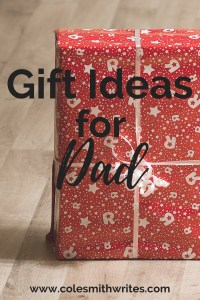 Need some gift ideas for Dad? | #dads #fathers #giftguide