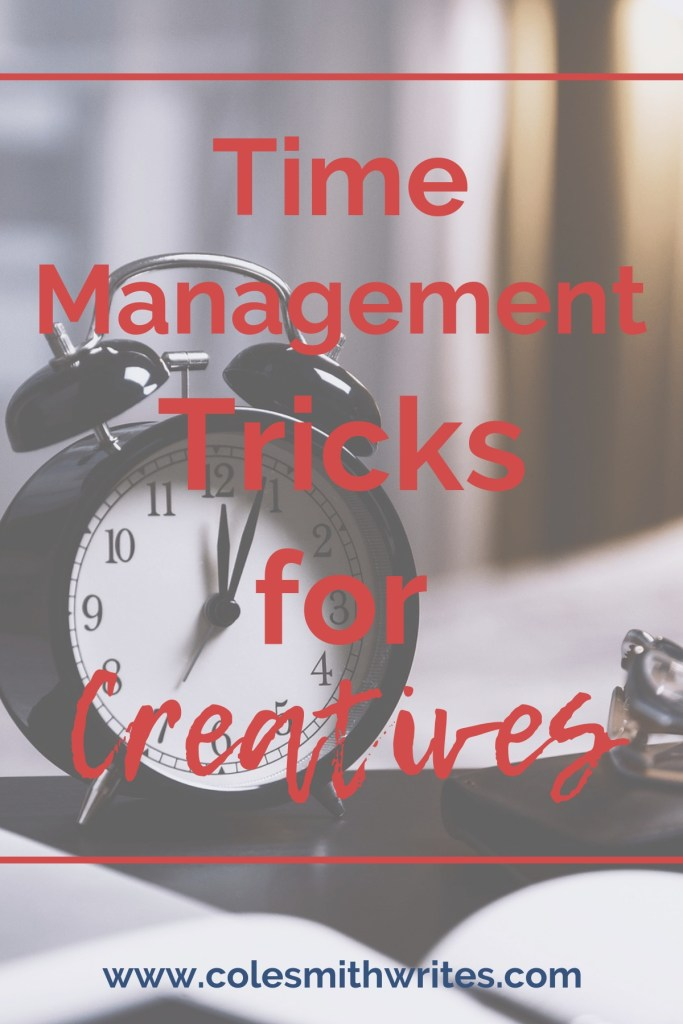 Creatives, looking for time management tricks to keep you focused and productive? | #learning #productivityhacks #writinghelp #writingtips #writersunite #amwriting