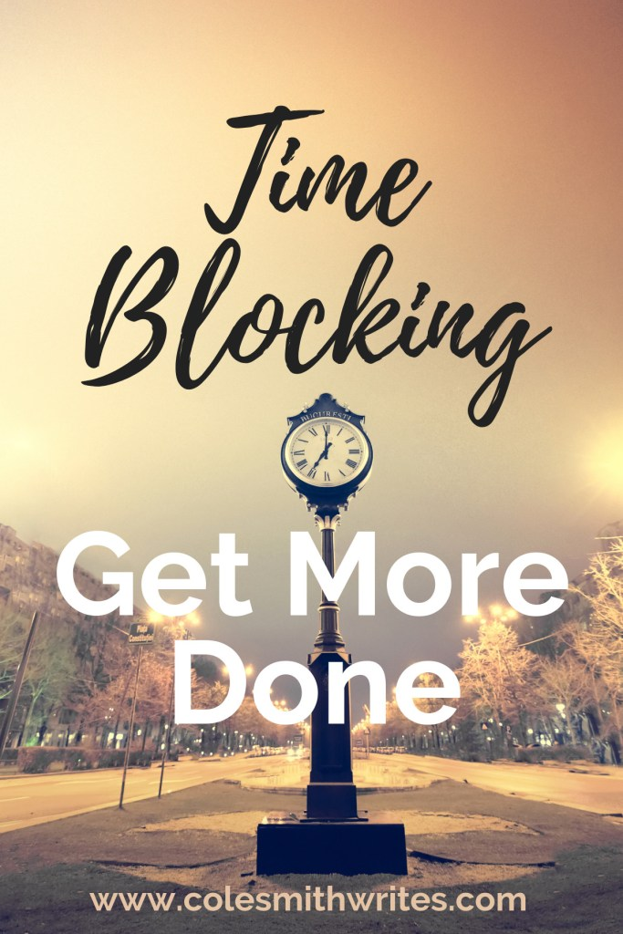 To-do list too long? Time Blocking: Get More Done | #writinginspiration #writingproductivity #organization #writing #writinggoals #writingtips #fiction #writersunite #timemanagement #productivityplanner #readers #writers #productivitytips #productivityhacks