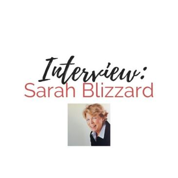 Author Interview with Sarah Blizzard
