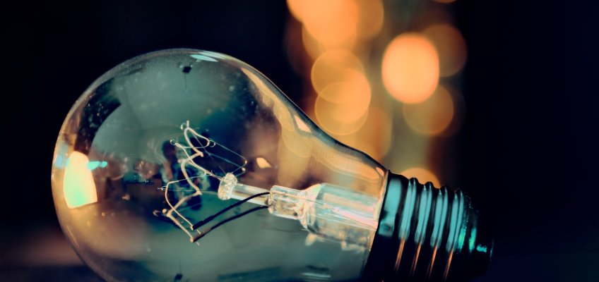 Light bulb: Is energy important for writing?