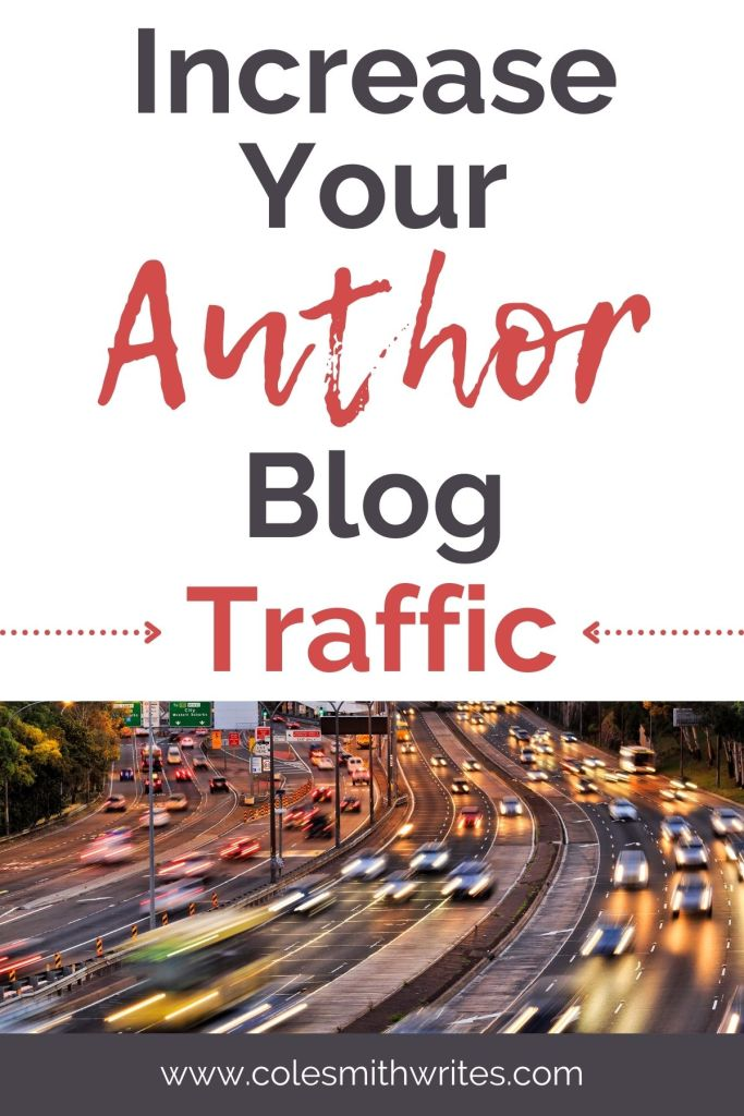 Here's how to increase your author blog traffic |
