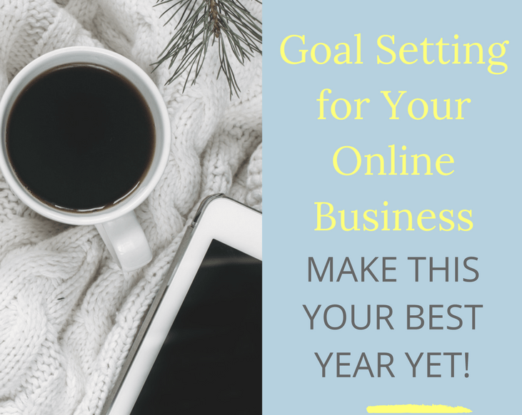 goal setting for your online business