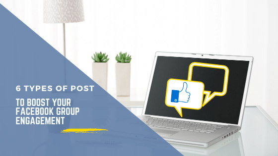 boost your Facebook group engagement