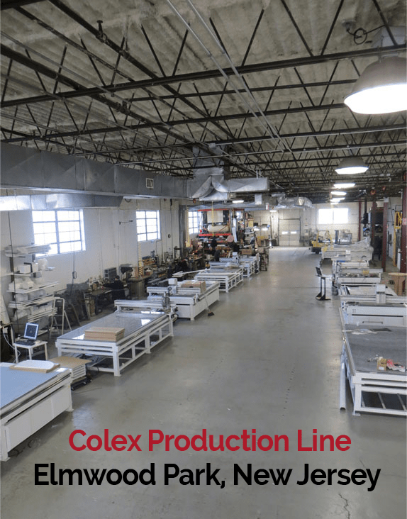 Colex Production Line