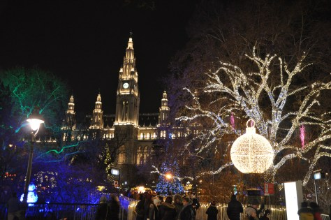 Christmas Trips in Europe
