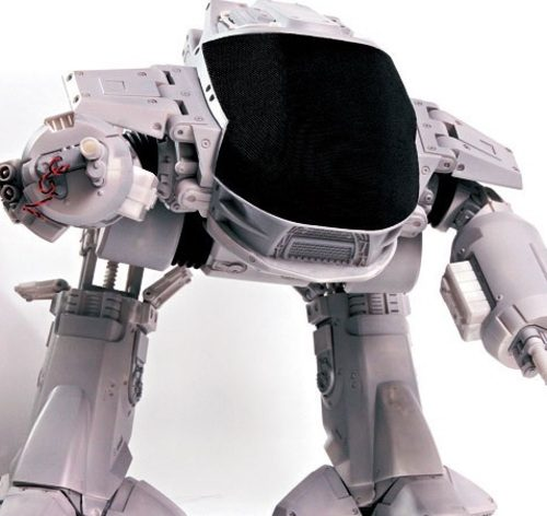 ED 209 Preview Featured