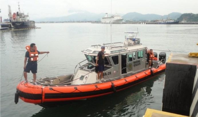 CN bañista Rescate Manzanillo