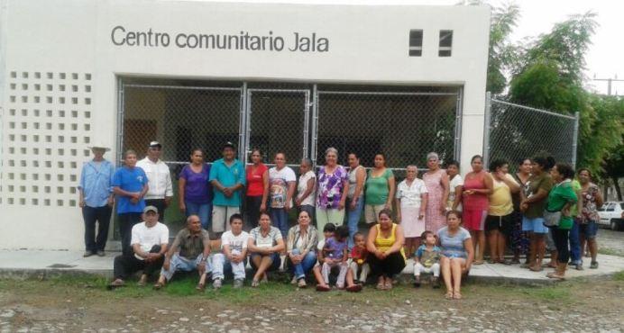 Jala Centro Comunitario Coquimatlán 01 julio