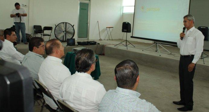 Mario Anguiano Tecnoparque Colima