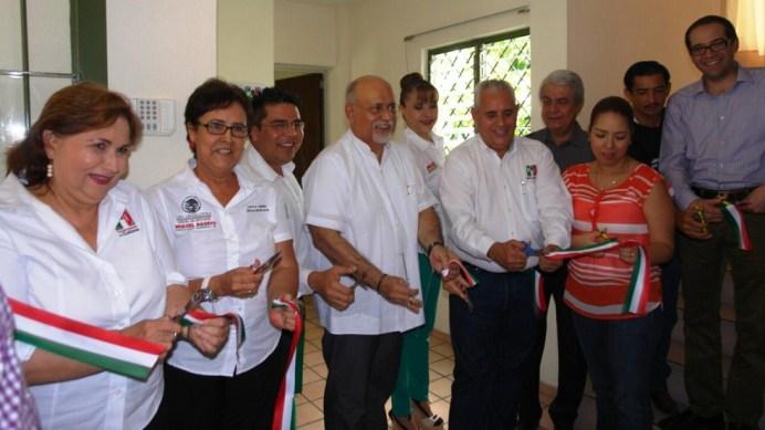 Miguel Aguayo inauguracion