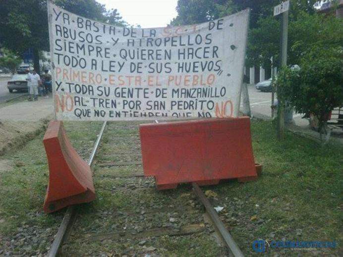 CN FERROMEXdenunca