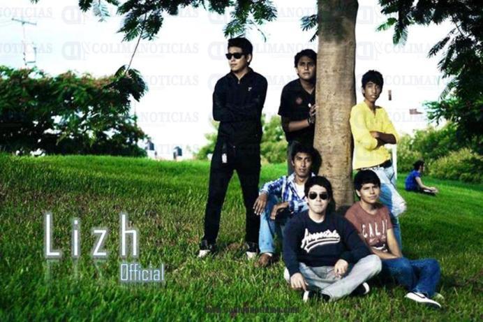 Grupo de Rock Lizh