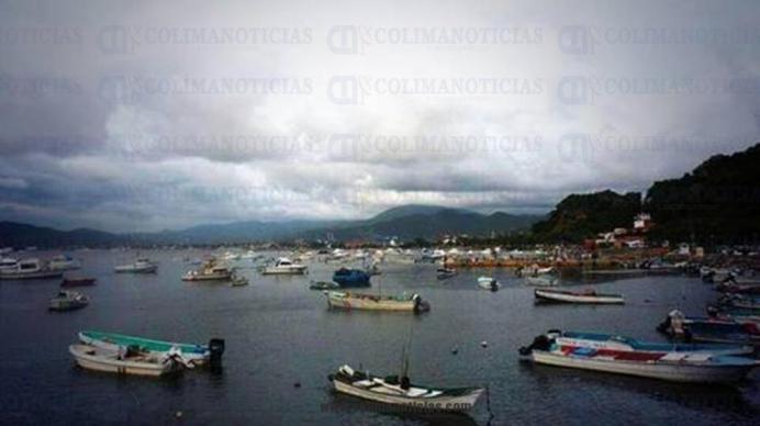 puerto nublado