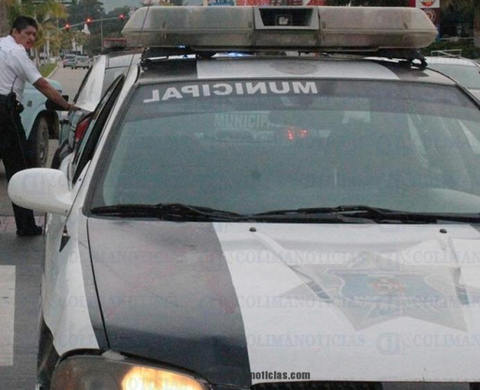 CN policia municipal Manzanillo 2013