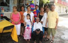 don gerardo ballesteros y FAMILIARES
