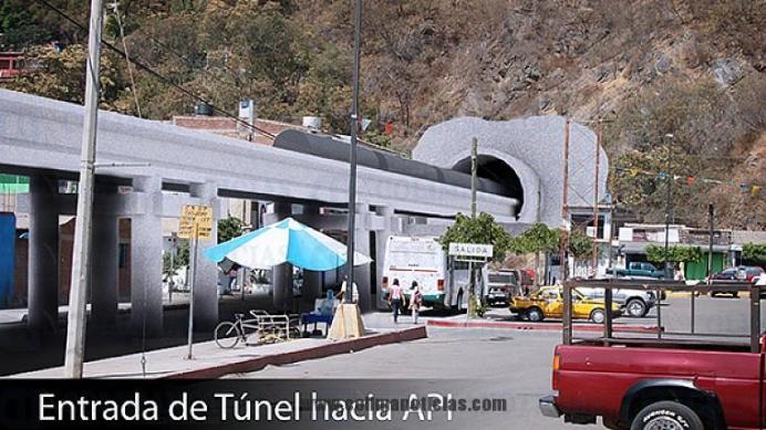 tunel tren