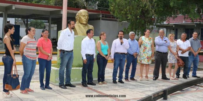 Homenaje a Miguel Hidalgo en el Natalicio de su Muerte