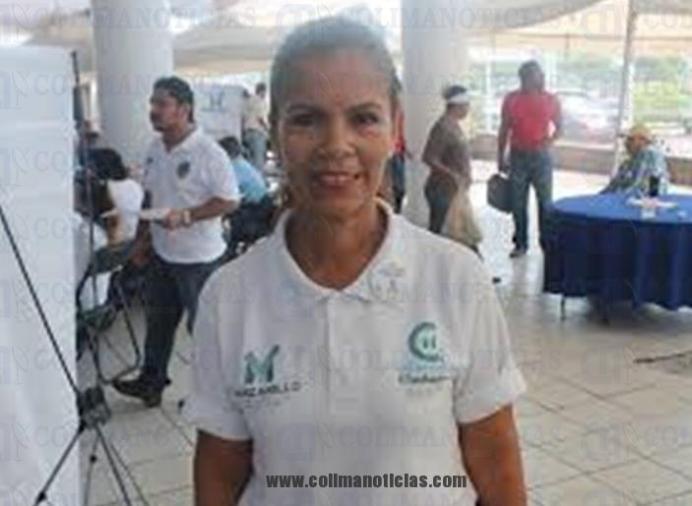Lourdes Torres, directora del Instituto Municipal de la Mujer